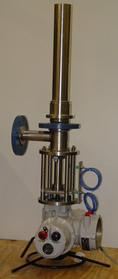 Spray Rinse Valve (with rotating head)
