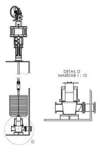 Innenliegendes Tankventil - Typ 73ID