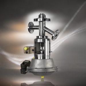 Kegelventil Model 24BS, Foto: © SchuF