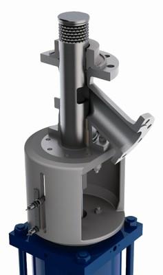 Steam Injection Valve (piston type)